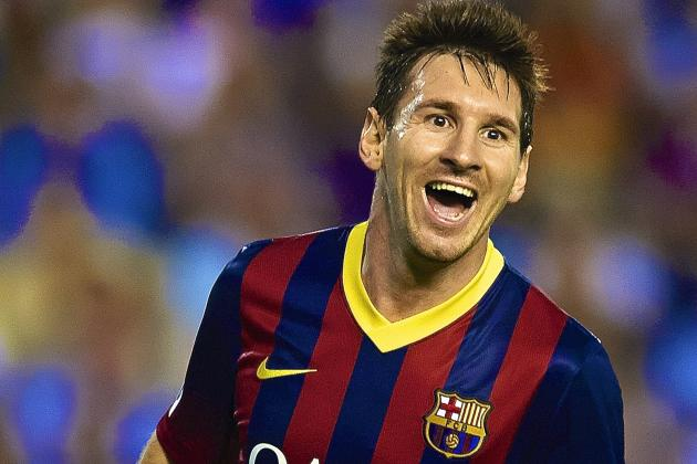 Messi Capable of Shouldering Mounting Pressure to Deliver for Barcelona