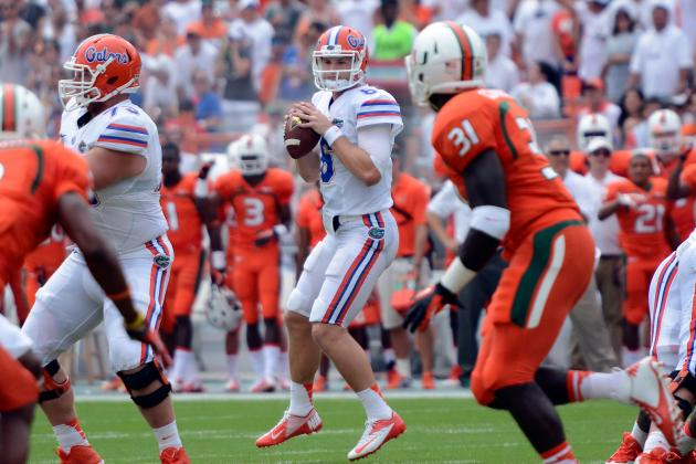 Miami vs. Florida: Undisciplined Play, Penalties Cost Gators