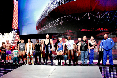 WWE Night of Champions 2013: Subordinate WWE Locker Room Hurts Babyfaces