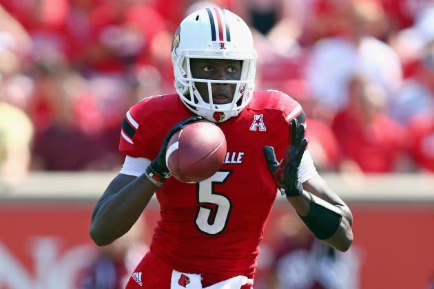 Teddy Bridgewater Should Top Heisman Watch After First 2 Weeks