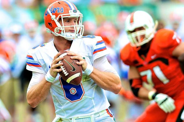 Florida Will Never Win the SEC with Jeff Driskel at QB