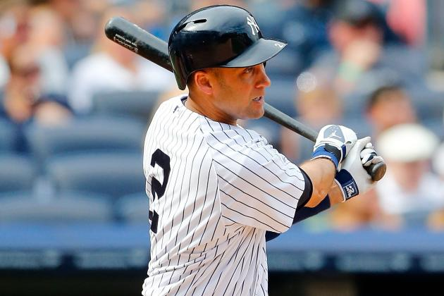 Jeter Leaves with Ankle Issue