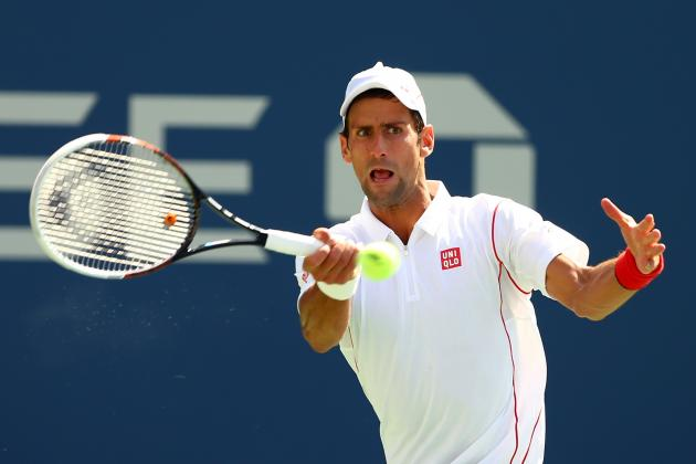 Djokovic vs Wawrinka: Score and Highlights from US Open 2013 Men's Semi Finals