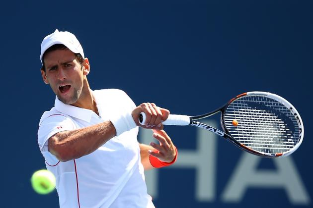 Djokovic vs. Wawrinka: Recap and Result from US Open Tennis 2013 Men's Semifinal