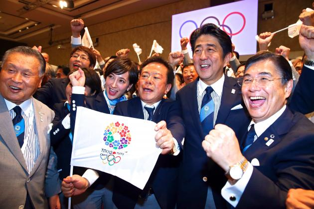 Tokyo Announced as Host City for 2020 Summer Olympics