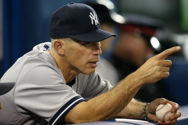 Girardi: I Didn't Like the Way Jeter Was Running