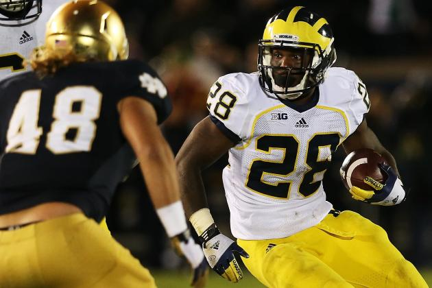 Notre Dame vs. Michigan: Live Game Grades and Analysis for the Fighting Irish