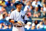 Jeter to Get Next Few Days Off to Rest Ankle