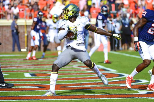 Oregon vs. Virginia: Live Score and Highlights