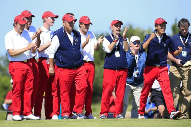 Walker Cup 2013: USA Power Ahead of GB&I in Southampton