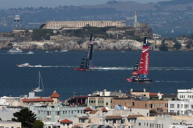 America's Cup Results: Updated Final Standings After Week 1