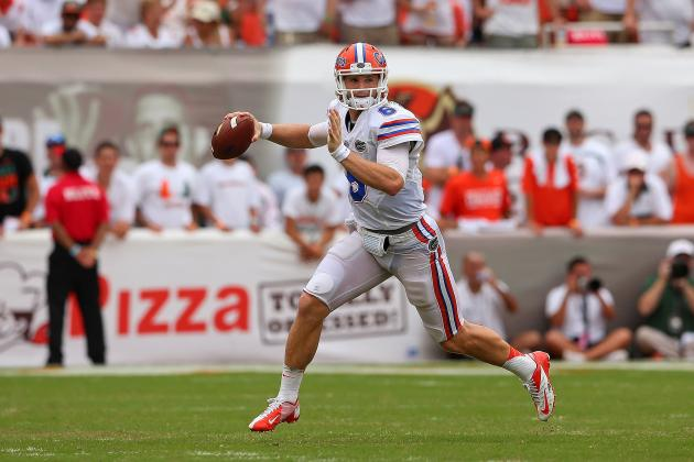Twitter Reaction to Jeff Driskel Shows What's Wrong with College Football