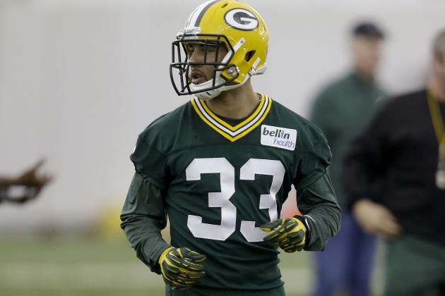 With Hayward Down, GB Counting on Rookie Hyde
