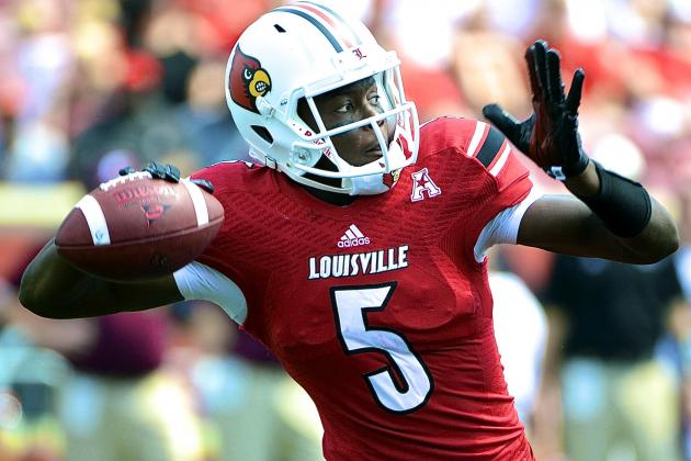 Teddy Bridgewater Maintains Heisman Pace, Now Must Prep for Showdown vs. SEC