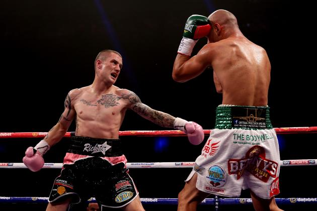 Ricky Burns Retains Title with Controversial Draw Against Raymundo Beltran