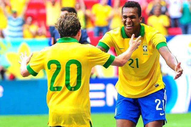 Brazil vs. Australia: Score, Grades and Post-Match Reaction