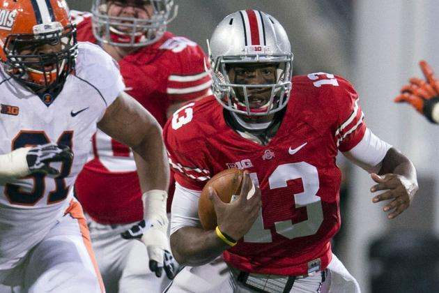 Everything You Need to Know About Ohio State Backup QB Kenny Guiton