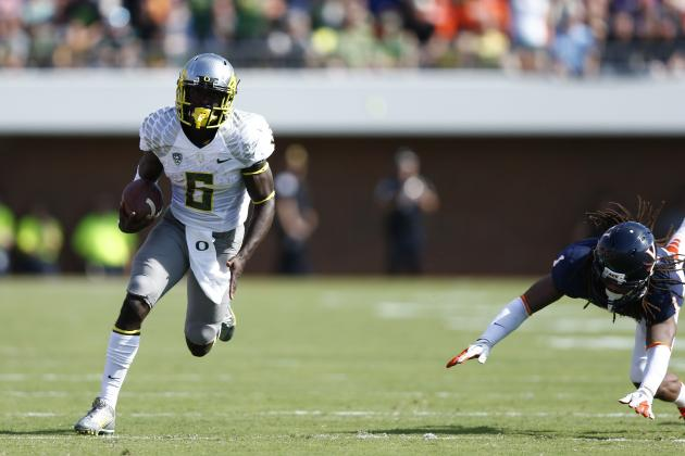 Oregon vs. Virginia: Ducks' Speed Showcased in Big Win over Cavaliers