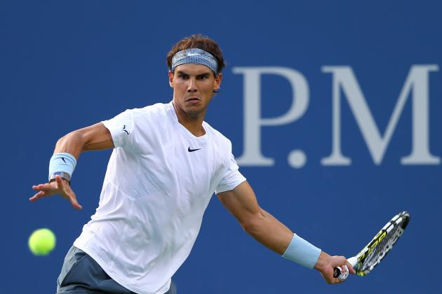 Nadal vs. Gasquet: Score and Highlights from US Open 2013 Men's Semi Finals