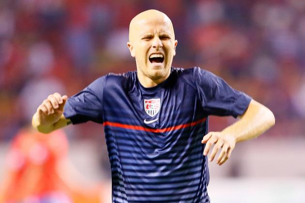 Michael Bradley Injury Would Be Huge Blow to USA's Chances of Defeating Mexico
