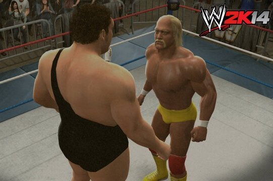 WWE 2K14: Hulk Hogan's Presence Adds Excitement to Game Release