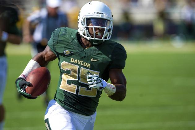 Lache Seastrunk, Baylor Already Turning Heads with Absurd Numbers