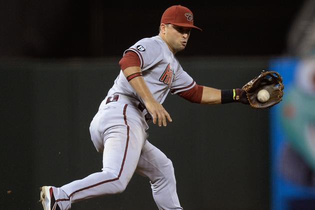D-Backs Scratch Prado (Illness) from Lineup