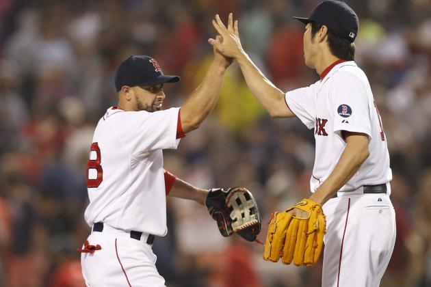 Boston Red Sox's Shane Victorino and Koji Uehara Shoud Get MVP Votes
