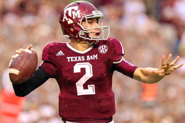 Sam Houston State vs. Texas A&M: Live Score and Highlights
