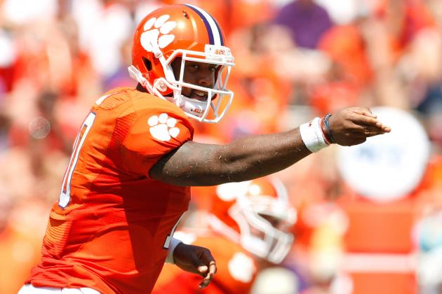 South Carolina State vs. Clemson: Tigers Keep Their Foot on the Gas in Big Win