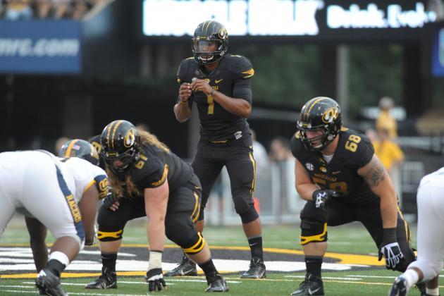 Missouri Injuries Starting to Pile Up