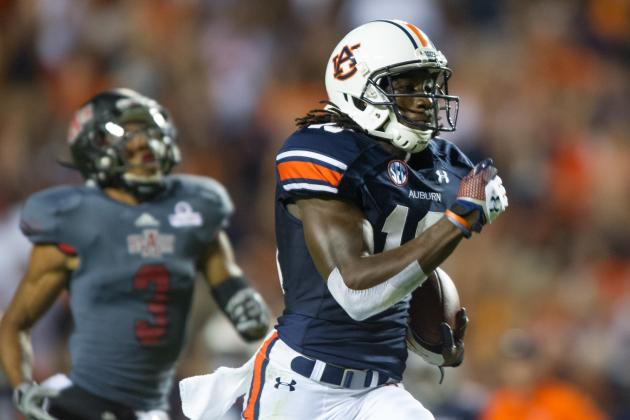Arkansas State vs. Auburn: Live Score and Highlights