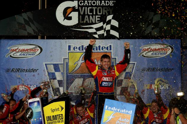 Federated Auto Parts 400 2013: Live Results, Updates and Analysis