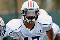 Auburn Football: LB Kris Frost Ejected for Targeting, Did He Get a Raw Deal?