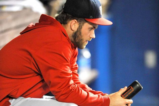 Bryce Harper Injury: Updates on Nationals Star's Hip, Potential Return Date