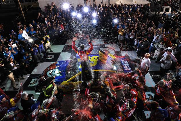 NASCAR Sprint Cup Standings 2013: Final Standings Entering Chase for the Cup