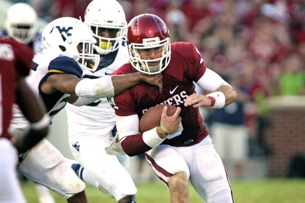 West Virginia vs. Oklahoma: Score, Grades and Analysis