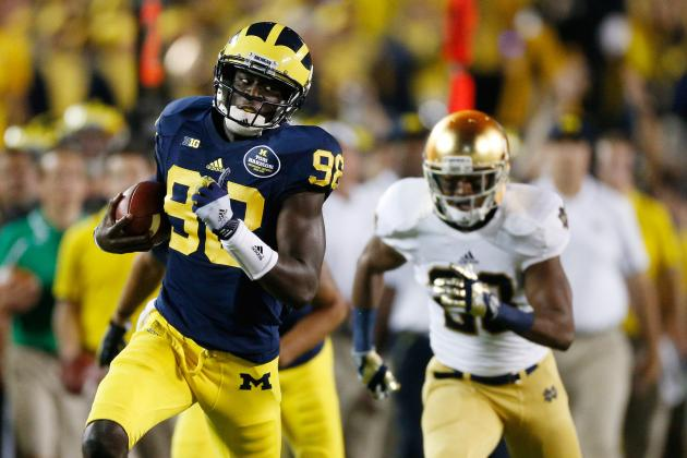 Notre Dame vs. Michigan: Live Score, Highlights and Reaction