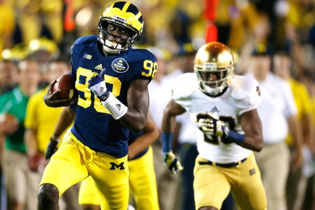 Notre Dame vs. Michigan: Score, Grades and Analysis
