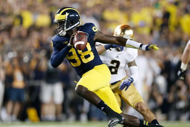 Adversity Proves the Mettle of Michigan Wolverines as National Title Contender