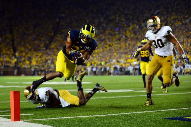 Notre Dame vs. Michigan: 10 Things We Learned from the Irish's Loss