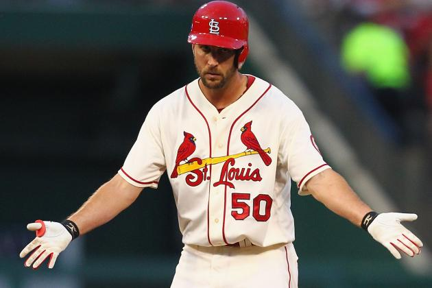 Wainwright Gem Puts Cardinals Back in 1st