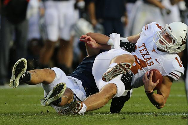 Texas vs. BYU: Loss Proves Longhorns Overrated, Yet Again