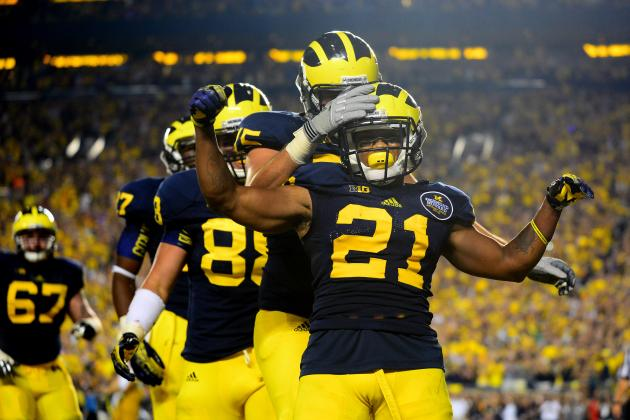 Michigan Football: High-Powered Offense Will Push Wolverines into Early BCS Talk