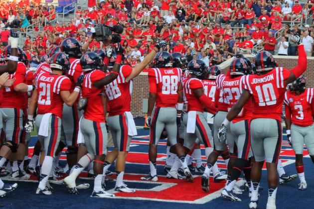 Ole Miss Football: Rebels Down SEMO After Fast Start