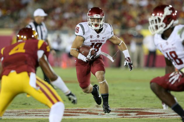 Washington State vs. USC: Score, Analysis and Grades for Cougars' Stunning Upset