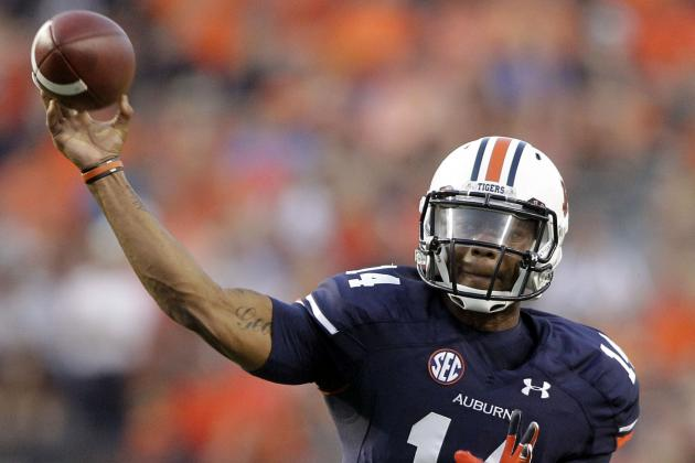 Auburn Football: Nick Marshall Is Exactly the Quarterback Gus Malzahn Needs