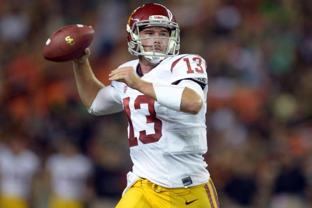 USC Quarterbacks Are Far from the Typical Trojan Golden Boys of the Past