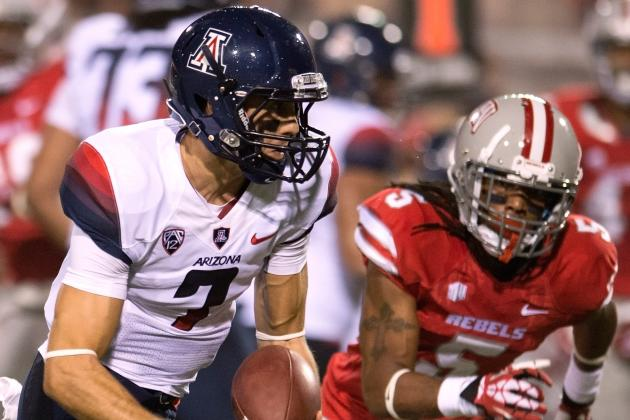 Arizona vs. UNLV Football: 10 Things We Learned from the Wildcats' Win