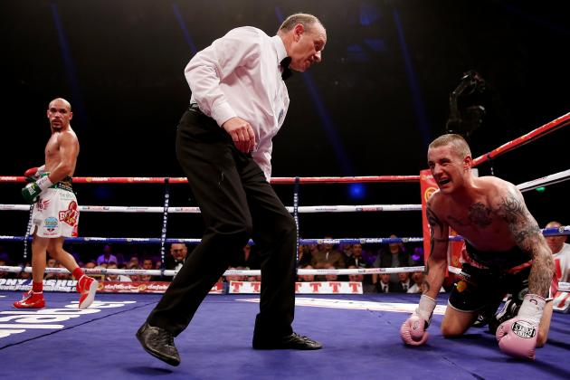 Ricky Burns vs. Raymundo Beltran: Scottish Host Fortunate to Draw on Home Turf